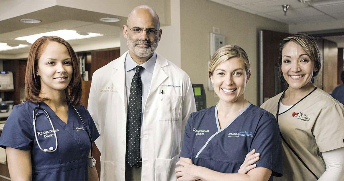 Heart & Vascular | St. David's HealthCare
